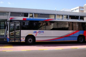 Getting Around Cape Town: MyCiTi Bus