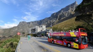 Transport in Cape Town for Tourists: City Sightseeing Bus