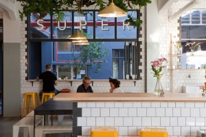 Inside Superette