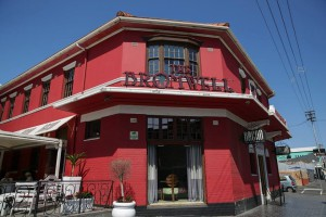 Outside of the Bromwell
