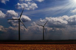 wind energy generators