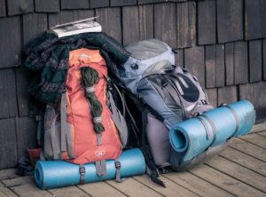 light travel bags