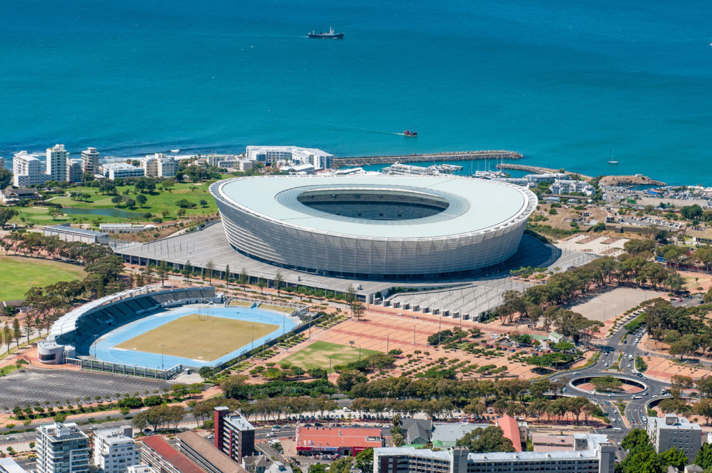 Cape Town Stadium , Green Point