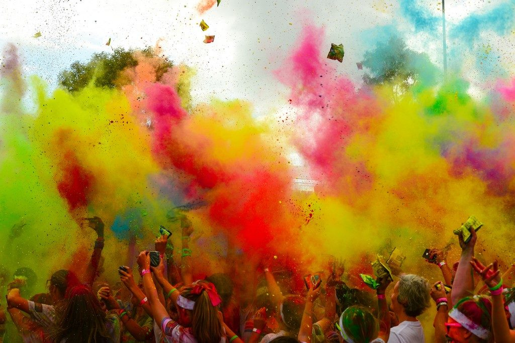 Cape Town Colour Run