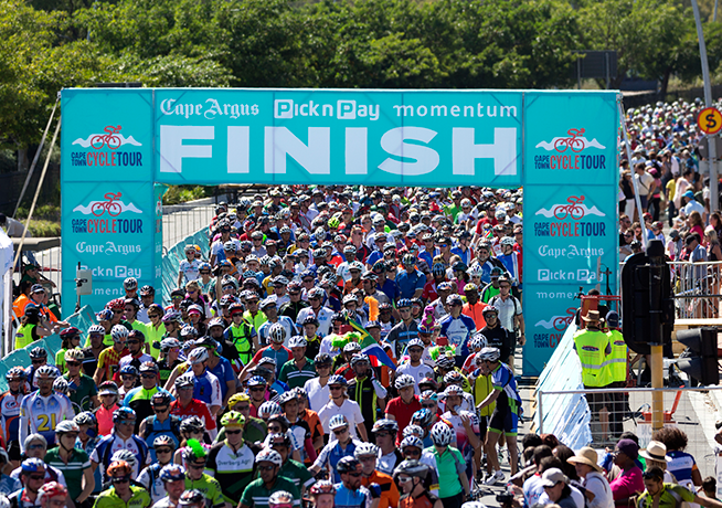 Old Mutual Two Oceans Marathon Cape Town